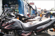Tarif Parkir di Cimahi Naik 100%, Warga Minta Diimbangi Peningkatan Pelayanan