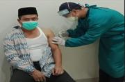 Disuntik Vaksin COVID-19, Bupati Bandung Terpilih Panjatkan Doa Ini