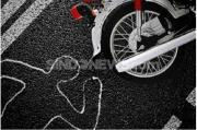 Adu Banteng dengan Truk Pasir, Remaja Blitar Tewas