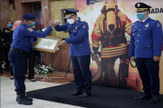 Wali Kota Surabaya Eri Cahyadi Sebut Setahun 600 Kebakaran, Petugas PMK Harus Lebih Sigap