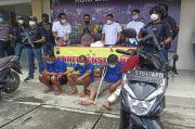 Todongkan Airsoft Gun, Petugas Keamanan Toko Emas Sikat Setoran Rp429 Juta
