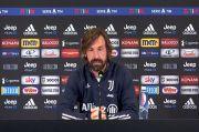 Pirlo Klaim Juventus Masih Berjuang untuk Scudetto