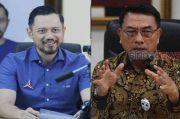 BMD Minta AHY Mundur dari Ketum Demokrat dan Dukung Moeldoko di KLB April