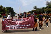 Pakai Baju Adat, Pemuda Papua Dukung Otsus Jilid II