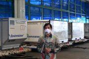 Vaksin Corona dari Sinovac Datang Lagi, Wamenkes: Ini Komitmen Pemerintah