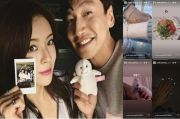 Lee Sun Bin Tunjukkan Cintanya pada Lee Kwang Soo lewat Media Sosial