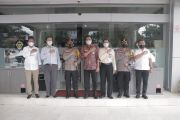 Kapolda Kunjungi BPK RI Sulut, Koordinasi Penyelewengan Dana COVID-19 Pemkab Minut