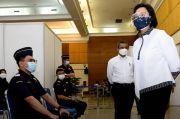 54 Kementerian Lembaga Mulai Divaksin, Sri Mulyani: Insyaallah Tambah Daya Tahan Kita