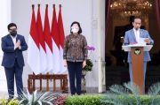 Jokowi-Sri Mulyani Bisa Lihat Langsung Beban Utang BUMN, Erick Segera Kasih Laporan Keuangan