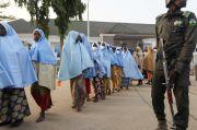 Penculik Bebaskan Ratusan Siswi, Gubernur: Alhamdulillah!