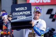 Ragu Pertahankan Gelar, Ini Pembalap 3 Besar versi Joan Mir di MotoGP 2021
