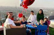 Penuh Pengertian, Georgina Rodriguez Tak Ingin Ronaldo Kerjakan Dua Hal Ini di Rumah