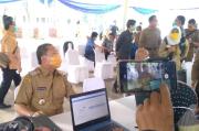 350 Pejabat Publik di Kota Bandung Mulai Disuntik Vaksin