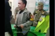 Apes, Polisi Gadungan Ini Tak Menyangka yang Ditilangnya Anggota TNI