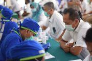 Putus Mata Rantai COVID-19, PTPN XII Vaksinasi 722 Karyawan di Jember