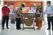 Plt Gubernur Sulsel Dampingi Menko PMK Resmikan Pusat Penanggulangan Gizi