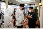 AHY Berduka Atas Meninggalnya Istri Nachrowi Ramli