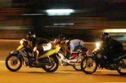 Blokir Jalan, Pemuda Gelar Balapan Liar di TB Simatupang