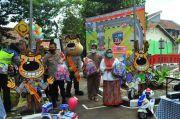 Polresta Bogor Launching Si Pobo di Taman Lalu Lintas