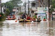 Mulai Surut, Banjir Kabupaten Bekasi Tersisa di 4 Kecamatan