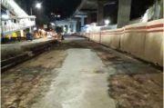 Bina Marga Perbaiki 13 Titik di Jalan MT Haryono Jaksel