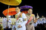 Dituduh Bakar Potret Raja Thailand, Aktivis Ini Hendak Ditangkap