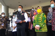 Varian Baru COVID-19 Ditemukan di Karawang, Ridwan Kamil Imbau Masyarakat Jangan Panik