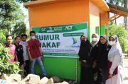 BPD Sulselbar dan Global Wakaf ACT Bangun Sumur Wakaf di Jeneponto