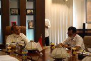 Ombudsman dan Sekkab Jeneponto Bahas LHAP untuk 9 Kades
