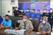 Banyak Utang, Mantan Anggota DPRD Pidie Jaya Selundupkan 5 Kg Sabu ke Palembang