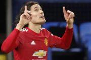 Susunan Pemain Crystal Palace vs Manchester United: Cavani Kembali!