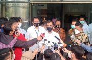 Sambangi Gedung Merah Putih, Kabareskrim-Ketua KPK Bahas Pemberantasan Korupsi
