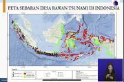Waspada! Hampir Seluruh Desa di Indonesia Rawan Tsunami