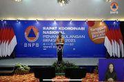 Indonesia Rawan Bencana, Luhut: Kita Harus Siap Menghadapinya