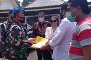 Bukan Pejabat TNI, Suami Perempuan Pamer Pelat Dinas Bodong Ternyata Wiraswasta