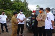 Gubernur Kalteng : Jalan Provinsi di Kabupaten Seruyan Akan Selesai Akhir 2023