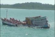 Curi Ikan di Perairan Indonesia, 10 Kapal Vietnam dan Malaysia Ditenggelamkan