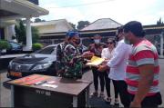 Viral Pamer Mobil Berplat TNI Bodong, Denpom: Motifnya Gaya-gayaan