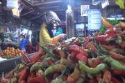 Cuaca Buruk, Harga Cabe Rawit di Kota Probolinggo Melambung