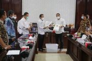 Cegah Penyerobotan Aset, Wali Kota Surabaya: 2023 Seluruh Aset Tersertifikat