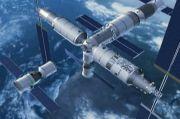 Saingi ISS, China Mulai Membangun Stasiun Luar Angkasa Permanen Bulan Depan
