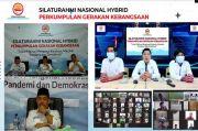 Bursah: Jika Sahkan Demokrat versi KLB, Jokowi Akan Dicatat Buruk Sejarah
