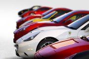 Mitsubishi Naik, Ferrari Nyungsep di Google Trends