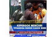 Kepergok Mencuri, Tetangga Bunuh Kakek Bisri Selengkapnya di Realita Jumat Pukul 15.00 WIB
