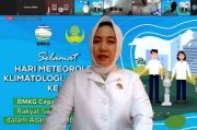 Indonesia Kembangkan Teknologi Deteksi Tsunami Akibat Erupsi Gunung Api