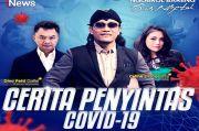 Dino Patti Djalal dan Celine Evangelista Cerita Sebagai Penyintas Covid-19 di Ngobrol Bareng Gus Miftah Jumat Pukul 20.30 WIB