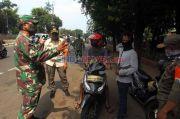Caci Maki Petugas saat Terjaring Razia Masker, Anak Pensiunan TNI Minta Maaf