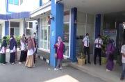 Gempa M5,8 Petugas dan Pasien RSUP M Jamil Padang Panik Berhamburan Keluar