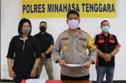 Polres Minahasa Tenggara Berhasil Ungkap Video Viral Kasus Penganiayaan