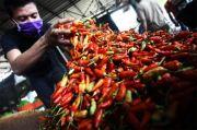 Pedas, Harga Cabai Rawit Merah Sentuh Rp140.000/Kg di Bekasi